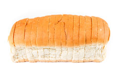 Loaf of whole grain bread Royalty Free Stock Images