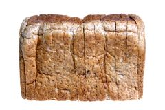 Loaf of Whole Wheat Bread Stock Images