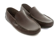 Loafer in studio Stock Photography