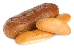 Loafs of bread stock photos