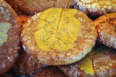 Loafs de pão Imagens de Stock