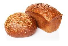 Loafs do pão Imagens de Stock