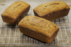 Loafs of gluten free bread Royalty Free Stock Photography