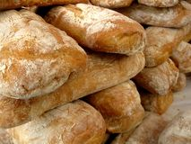 Loafs Of Bread Stock Images