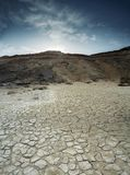 Loam Desert Royalty Free Stock Image