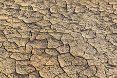 Loam In A Saline Basin Stock Image