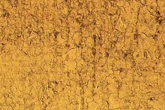 Loam wall. 's rough surface, background royalty free stock photo