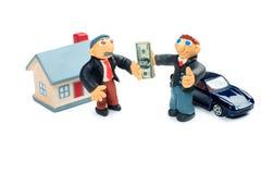 Loan Royalty Free Stock Photo