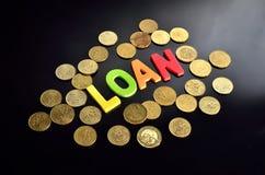 Loan concept Stock Photos