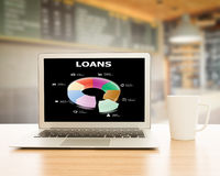 Loan Royalty Free Stock Photography