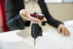 Free Loan,leasing And Car Rental Concept Stock Image - 109540411
