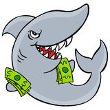 Loan Shark Stock Photo