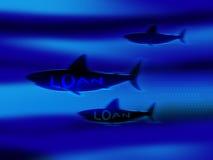 Loan Sharks Stock Image