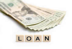 Loan royalty free stock photo