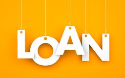 Loan Stock Image