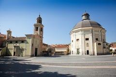 Loano, delle Palme, Savona di Riviera Fotografia Stock Libera da Diritti