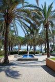 Loano Riviera delle Palme, Savona Royaltyfria Bilder
