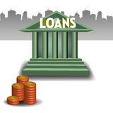 Loans Stock Image