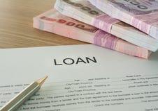 Loans Royalty Free Stock Photo