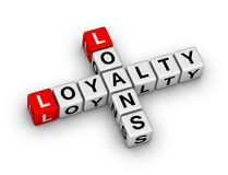 Loans and loyalty Royalty Free Stock Images