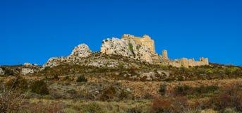 Loare castle, Huesca, Aragon, Spain Stock Photography