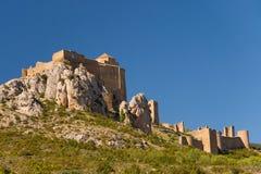 Loarre´s castle Stock Image