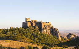 Loarre Castle, Huesca Province, Aragon. Stock Images