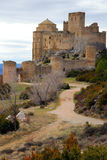 Loarre castle II Royalty Free Stock Image
