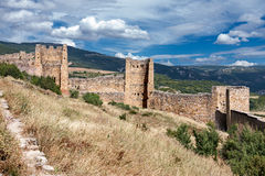 Loarre Castle inSpain Stock Images