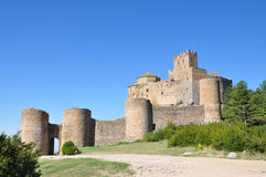 Loarre Castle Royalty Free Stock Image