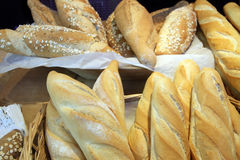 Loaves Royalty Free Stock Photo