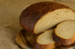 Loaves of bread Stock Image
