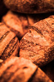 Loaves of Bread fresh from the oven Stock Photography