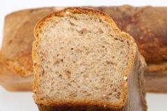 Loaves of bread traditionally stock photos