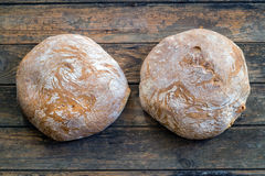 Loaves of bread Stock Images
