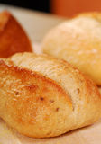 Loaves of fresh bread Royalty Free Stock Images