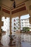 Lobby. Tropicana hotel lobby, Puerto Vallarta, Mexico Royalty Free Stock Photography