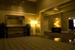 Lobby av Alexis Hotel Royaltyfri Fotografi