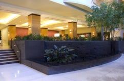 Lobby d'hôtel de Grand Hyatt Bellevue Image libre de droits