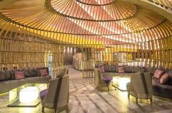 Lobby des Erholungsortes u. des Badekurortes SENTIDO Graceland Khao Lak Stockbild