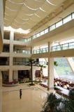 The lobby at Dongguan Sofitel Royal Lagoon Stock Images