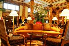 Lobby du Fairmont Images libres de droits