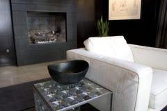 Lobby för lyxigt hotell Royaltyfria Bilder