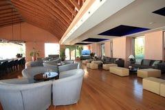 lobby hotelu Obraz Royalty Free