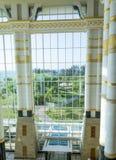 Lobby impérial d'hôtel, Brunei images stock