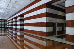 Free Lobby In Marble Royalty Free Stock Image - 216956