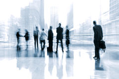 Free Lobby In The Rush Hour Royalty Free Stock Image - 42331646
