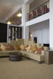 Lobby Interior. An interior image of a lobby with sofa and chairs Stock Photography