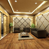 Lobby interior design Stock Photo