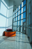 Lobby Interior With Soft Seat Royalty Free Stock Photos